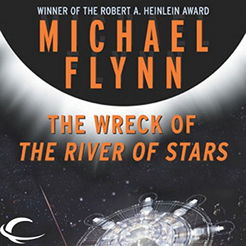 The Wreck of The River of Stars audiobook cover art
