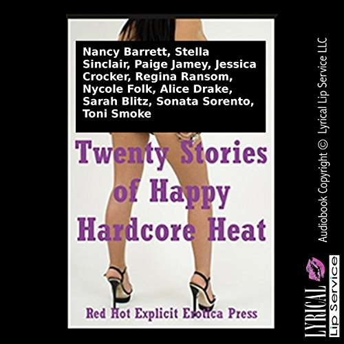 Twenty Stories of Happy Hardcore Heat audiobook cover art