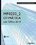 MF0233_2 Ofimática con Office 2010