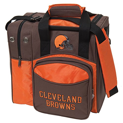 KR Strikeforce Cleveland Browns Bowlingtasche, Mehrfarbig