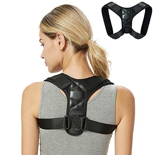 Corrector de Espalda, Corrector de Postura, Corrector de Postura, Corrector de Postura de Espalda, cinturón Ajustable, Mejorar la Postura Incorrecta, aliviar el Dolor de Hombro en la Parte Superior