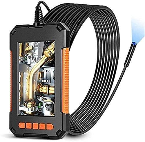 Kettles Videocamera Endoscopio 1080P HD Camera Impermeabile Schermo a 4,3 Pollici Schermo LCD Camera Videocamera Videocamera Videocamera con 8 luci a LED per Auto Strumento di Pulizia (Size : 10M)