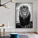 XINGCI Moderne König Stil Löwe, Afrika Savanne