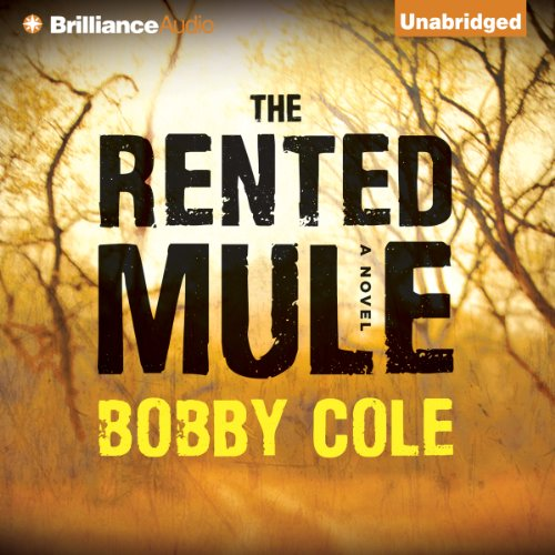 The Rented Mule audiobook cover art