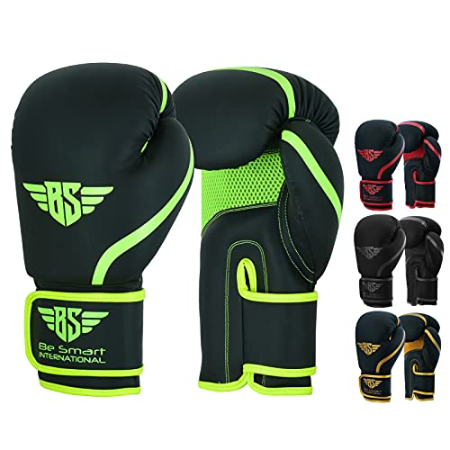 be smart professional boxing gloves