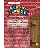 Movie Songs by Special Arrangement (Jazz-Style Arrangements with a Variation): Alto Saxophone, Book & CD (Paperback) - Common