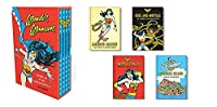 Wonder Woman: Chronicles of the Amazon Princess: (4 hardcover, illustrated books)