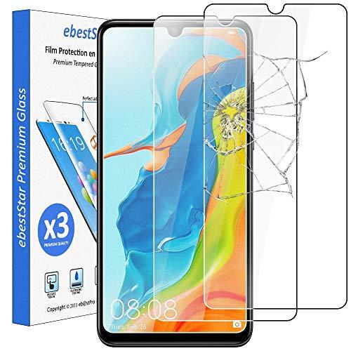 ebestStar - [Lote x3 Cristal Templado Compatible con Huawei P30 Lite (2019)...