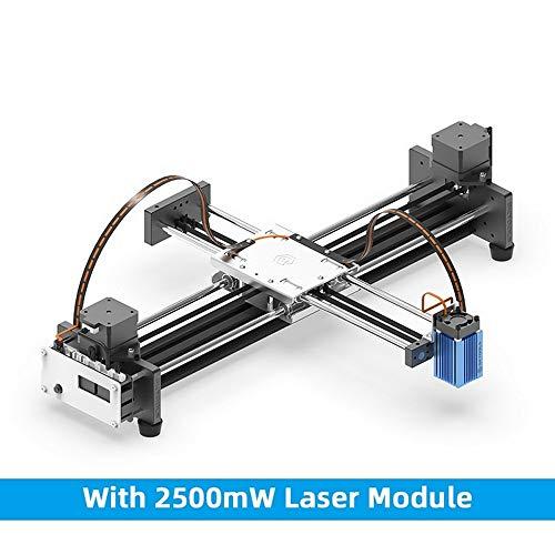 CNC Zeichnung Schreibmaschine Plotter DIY Zeichnung Roboter Schreibroboter Writer Handschreibroboter Kit Signatur Maschine X Y-Achse 2500MW Laser
