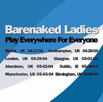 Everywhere For Everyone Glasgow, UK 5/01/04