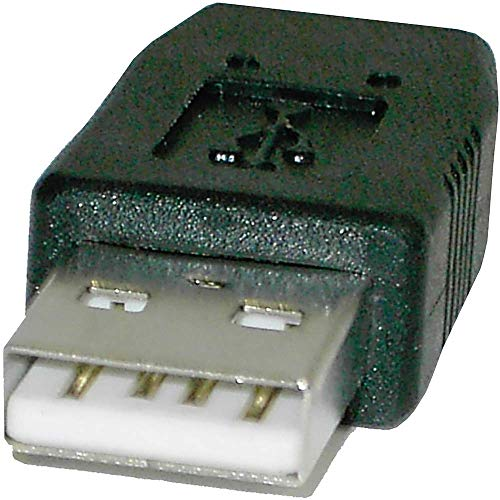 BeMatik - Adaptador USB (AM/MiniUSB4pin-BM) Mitsumi