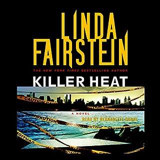 Killer Heat audiobook cover art