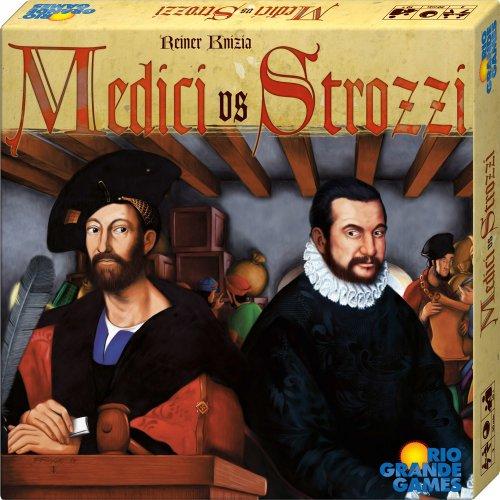 ABACUSSPIELE 13065 - Medici vs Strozzi, Brettspiel