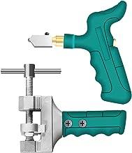 Mosaico de herramienta Scribe mano cortador de baldosas Grip Divisor cortador de vidrio Kit grande abertura de corte de la rueda rápida para cortar baldosas cerámica cristal de espejo