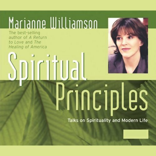 Spiritual Principles audiobook cover art