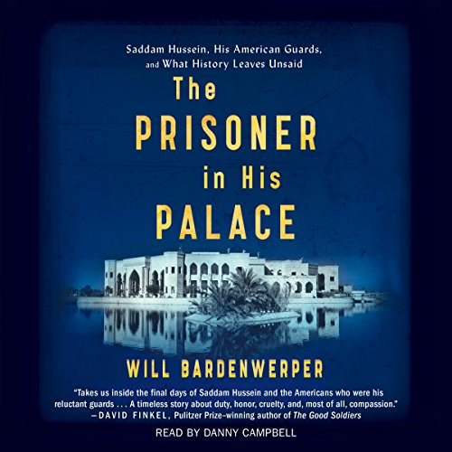 The Prisoner in His Palace cover art