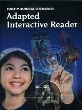 Holt McDougal Literature: Adapted Interactive Reader Teacher's Edition Grade 7