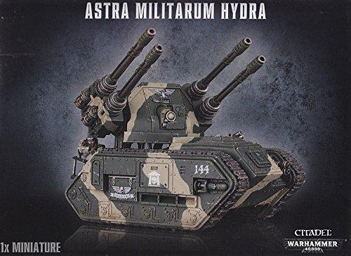 GAMES WORKSHOP 99120105052' Astra Militarum Hydra...