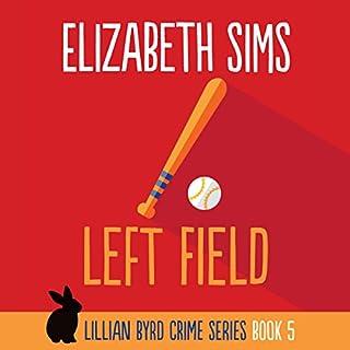 Left Field audiobook cover art