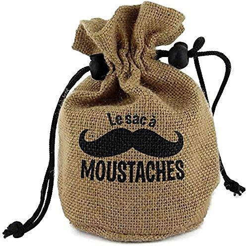 Sac à Moustaches - Asmodee - Jeu de société - Jeu d'ambiance