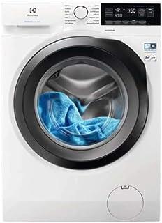 Lave linge hublot 10 Kg Electrolux EW6F3112RA - Lave linge Frontal - Essorage 1400 tr/min - Fin différée - Affichage temps...