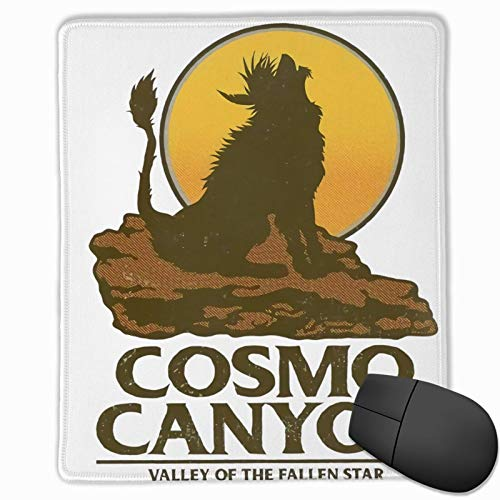 Cosmos Canyon Re Washable Printed Stylish Office Gaming Gaming Mouse Pad