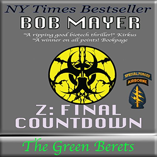Z: The Green Beret Series cover art