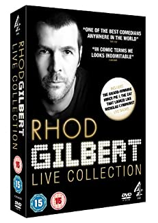Rhod Gilbert Live Collection