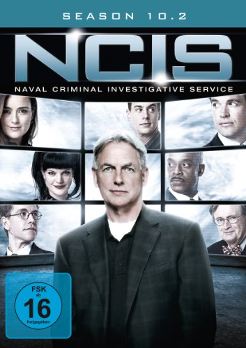 Navy CIS - Season 10, Vol. 2 (3 DVDs)