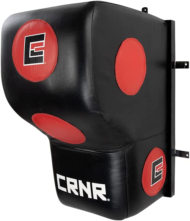 Special Campaign Combat Corner Leather Wall Mount Hook Bag Uppercut and Punching Inventory cleanup selling sale