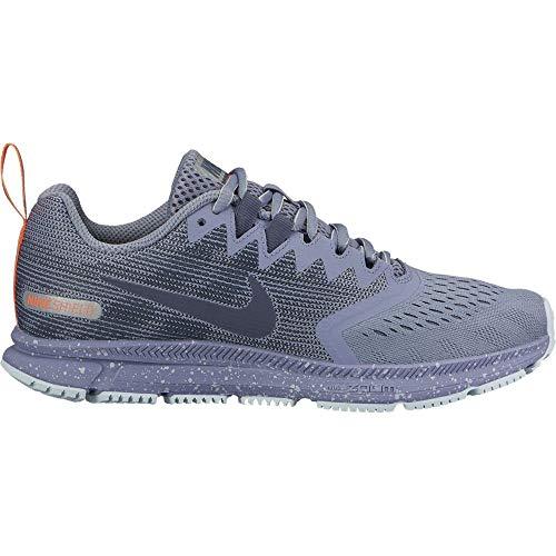 Nike - Zapatillas de Running de Lona para Mujer Gris Gris