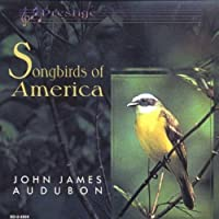 Songbirds of America by John James Audubon (1995-07-28)