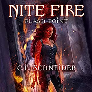 Flash Point audiobook cover art