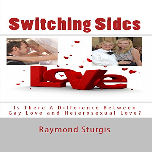 Switching Sides audiobook cover art