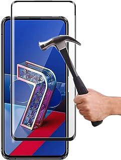 Lapinette Full Tempered Glass Compatibel met Asus Zenfone 7 Pro ZS671KS - Screenprotector van Gehard Glas Zenfone 7 Pro ZS...