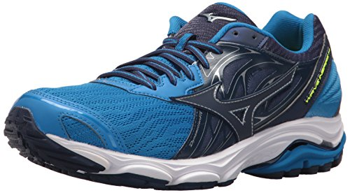 Mizuno Men's Wave Inspire 14 Running Shoe, Directoire Blue/Blue...