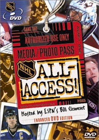 Nhl: All Access [Reino Unido] [DVD]