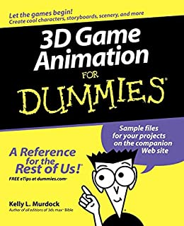 3D Game Animation For Dummies (0764587897) | Amazon price tracker / tracking, Amazon price history charts, Amazon price watches, Amazon price drop alerts