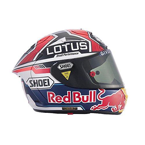 Spark Editions - Casco De Marc Márquez - Campeón Del Mundo De MotoGP
