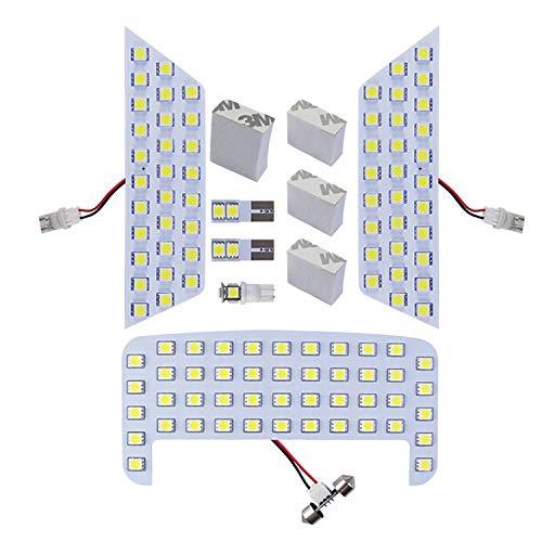 Andifany para Lámpara de Habitación Led Rav4, Lámparas de Luz Led Interiores 6000K Luces de Lectura para Rav4 50 Series Mxaa52 Mxaa54