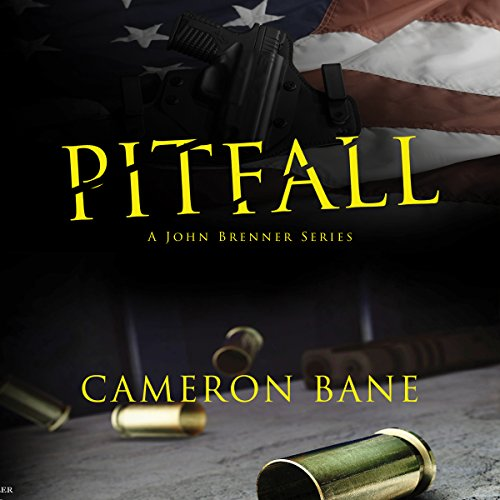 Pitfall audiobook cover art