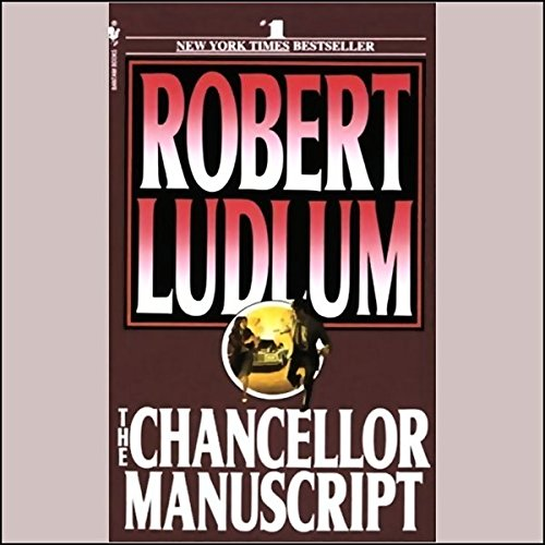 The Chancellor Manuscript audiobook cover art
