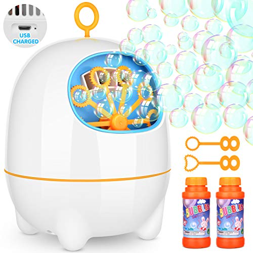 Product Image of the BATTOP Bubble Machine