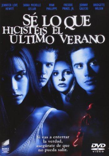 Se Lo Que Hicisteis El Ultimo Verano (Import Movie) (European Format - Zone 2) (2005) Jennifer Love Hewitt;