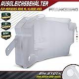 Réservoir de liquide de lave-glace Rondelles de réservoir d'eau pour ML320 ML500 ML55 AMG W163 1999-2005 1638690820