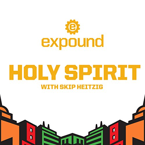 Holy Spirit - 2017 cover art