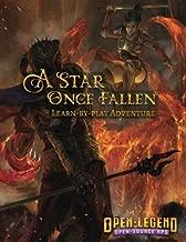 A Star Once Fallen: Open Legend Learn-by-play Adventure Module