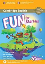 Permalink to Fun for Starters Student's Book with Online Activities with Audio [Lingua inglese] PDF