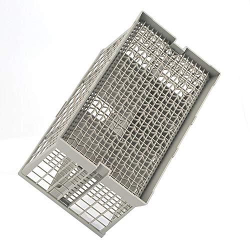 Silverdewi 1pcs Universal Lavavajillas Cesto Cubiertos Caja de almacenamiento Ayuda de cocina Repuesto-240 * 140 * 120