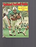 The Sporting News' 1974 National Football Guide Including All-time Pro Records - Nfl, Afl, Aafc